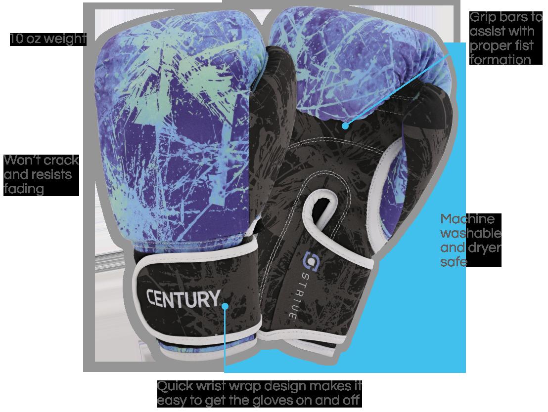Strive Washable Boxing Gloves
